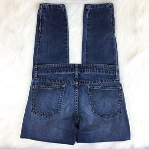 Pilcro and the Letterpress Jeans - Pilcro and the Letterpress Low-Rise Straight Sz 27